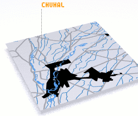 3d view of Chuhal
