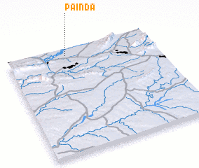 3d view of Painda
