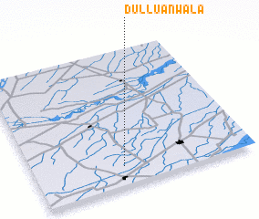 3d view of Dulluānwāla