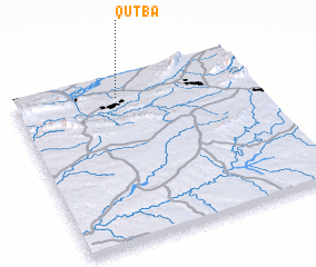 3d view of Qutba