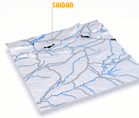 3d view of Saidān