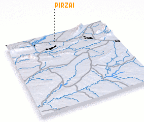 3d view of Pīrzai