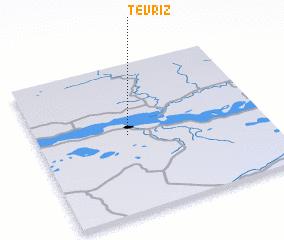 3d view of Tevriz
