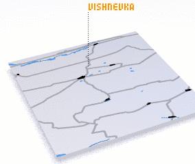3d view of Vishnëvka
