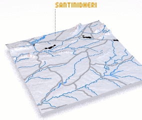 3d view of Santini Dheri