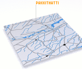 3d view of Pakki Thatti