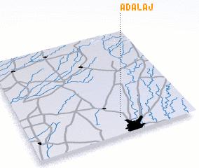 3d view of Adalaj