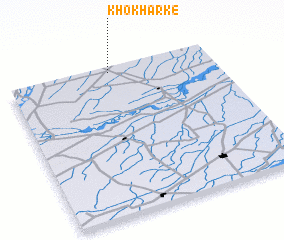 3d view of Khokharke