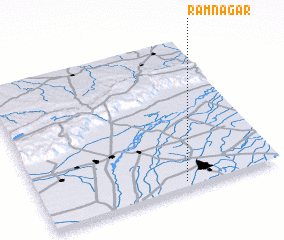 3d view of Rāmnagar