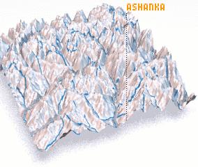 3d view of Āshanka