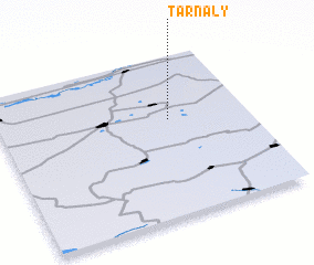 3d view of Tarnaly