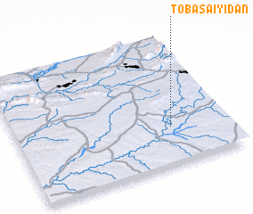 3d view of Toba Saiyidān