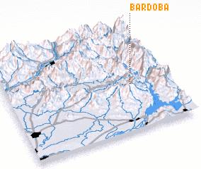 3d view of Bar Doba