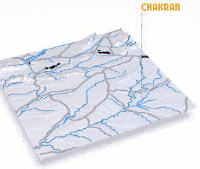 3d view of Chakrān