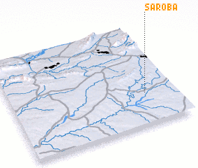 3d view of Saroba