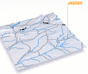 3d view of Jhandu