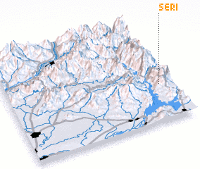3d view of Seri