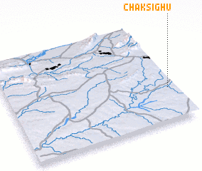 3d view of Chak Sighu