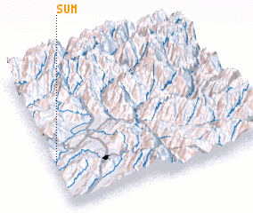 3d view of Sum