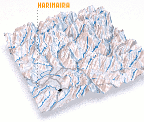 3d view of Hari Maira