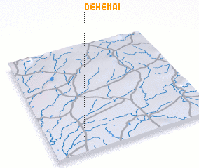3d view of Dehemāi