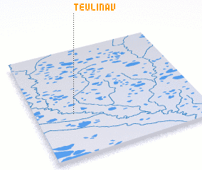 3d view of Teulina V.
