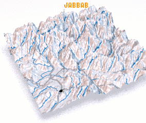 3d view of Jabbab