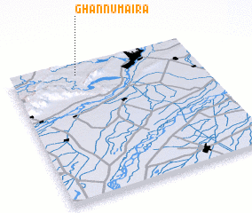 3d view of Ghannu Maira