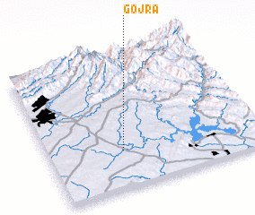 3d view of Gojra