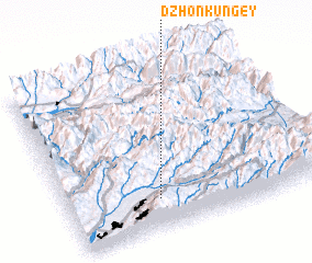 3d view of Dzhonkungey