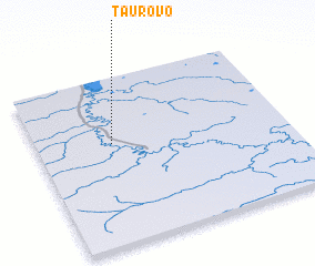 3d view of Taurovo