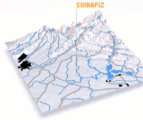 3d view of Sūi Hāfiz