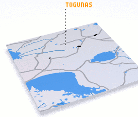 3d view of Togunas