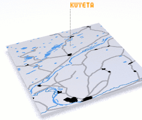 3d view of Kuyeta