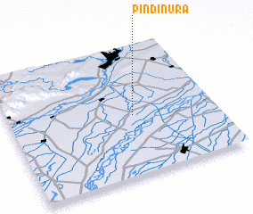 3d view of Pindi Nūra