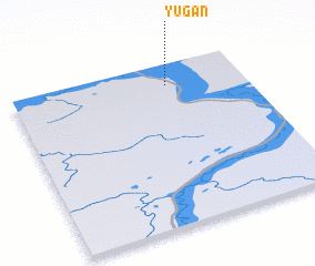 3d view of Yugan