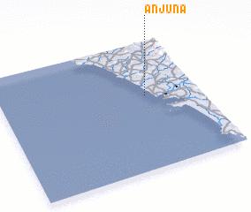 3d view of Anjuna