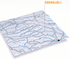 3d view of Karanjali