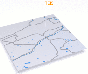 3d view of Teis