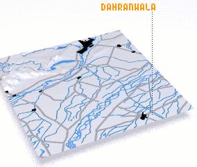 3d view of Dahrānwāla