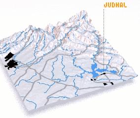 3d view of Judhāl