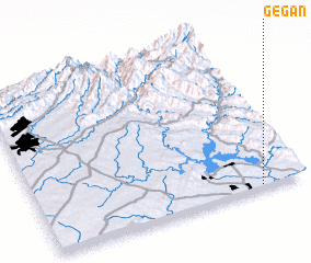 3d view of Gegan