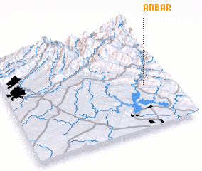 3d view of Anbār