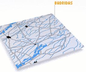 3d view of Badri Dās