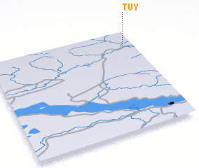 3d view of Tuy