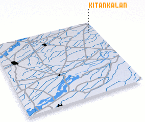 3d view of Kītan Kalān