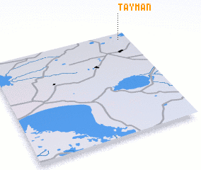3d view of Tayman