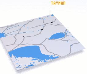 3d view of Tayman