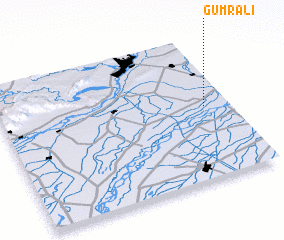3d view of Gumrāli