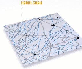3d view of Kābul Shāh
